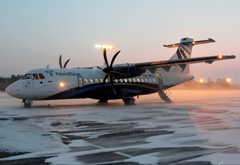 VQ-BKO - NordStar Airlines ATR 42 (all models)