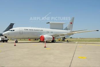 N360BJ - Turkey - Air Force Boeing 737-700 Wedgetail