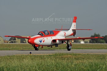 2011 - Poland - Air Force: White & Red Iskras PZL TS-11 Iskra