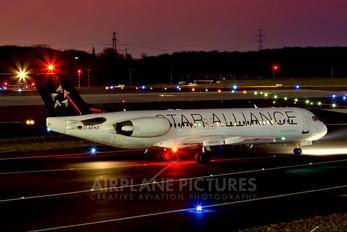 D-AFKF - Contact Air - Lufthansa Regional Fokker 100