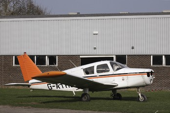 G-ATRO - Private Piper PA-28 Cherokee