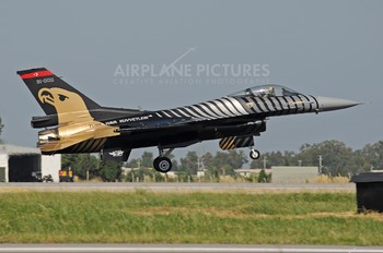 91-0011 - Turkey - Air Force General Dynamics F-16C Fighting Falcon