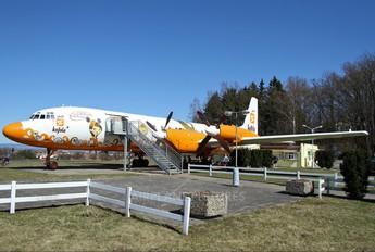 OK-WAJ - Private Ilyushin Il-18 (all models)