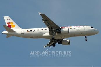 EC-FDB - Iberia Express Airbus A320