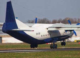 UR-CAF - Shovkoviy Shlyah Airlines Antonov An-12 (all models)