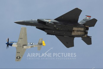 91-0300 - USA - Air Force McDonnell Douglas F-15E Strike Eagle