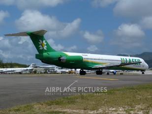 YV1243 - Laser Airlines McDonnell Douglas MD-81