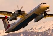 OE-LGE - Austrian Airlines/Arrows/Tyrolean de Havilland Canada DHC-8-400Q / Bombardier Q400 aircraft