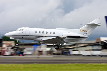 N10UC - Private Hawker Siddeley HS.125-700A