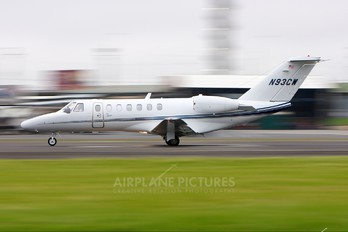 N93CW - Private Cessna 525B Citation CJ3