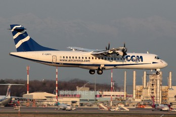F-GRPY - CCM Airlines ATR 72 (all models)