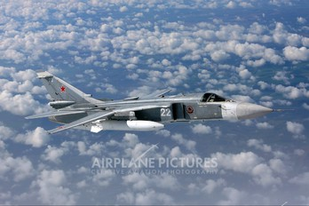 22 - Russia - Air Force Sukhoi Su-24M