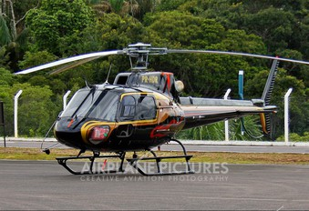 PR-HDR - Private Helibras HB-350B Esquilo