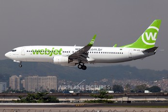 PR-GTI - WebJet Linhas Aéreas Boeing 737-800