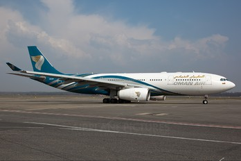A4O-DF - Oman Air Airbus A330-200