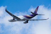 HS-TBB - Thai Airways Airbus A330-300 aircraft