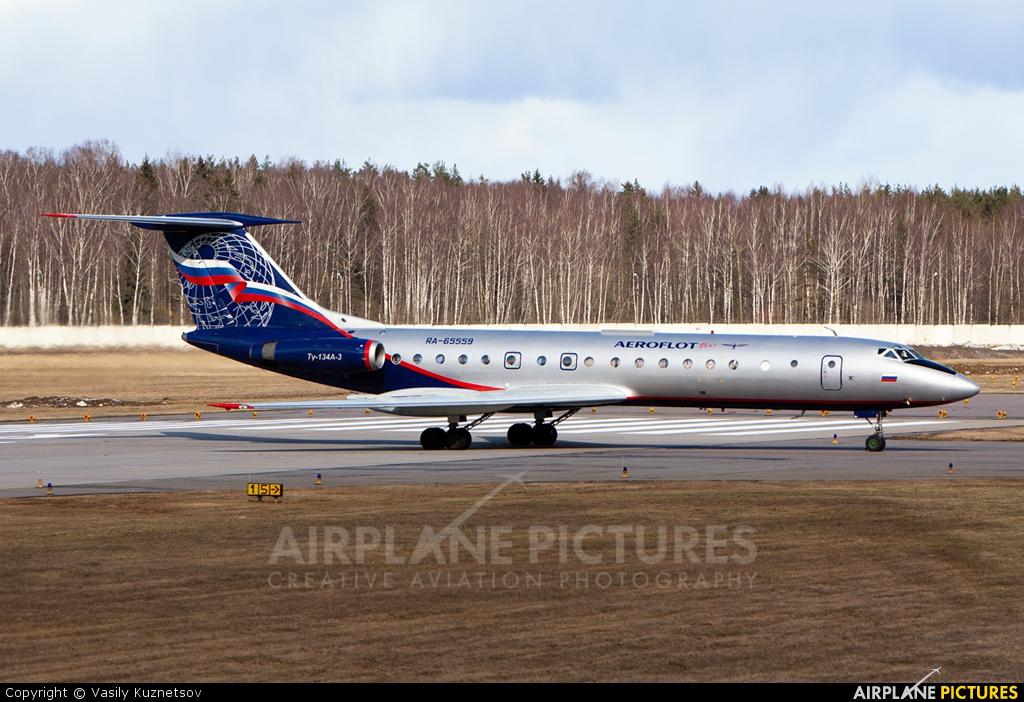 Aeroflot Plus RA-65559 aircraft at Moscow - Sheremetyevo