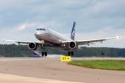 VP-BWO - Aeroflot Airbus A321 aircraft