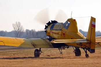 SP-ZUD - EADS - Agroaviation Services PZL M-18 Dromader