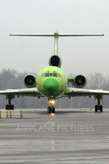 RA-85725 - S7 Airlines Tupolev Tu-154M