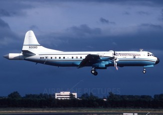N308D - Private Lockheed L-188 Electra