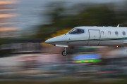 N352HS - Private Learjet 35 R-35A aircraft