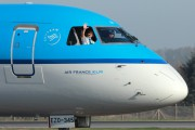 PH-EZO - KLM Cityhopper Embraer ERJ-190 (190-100) aircraft