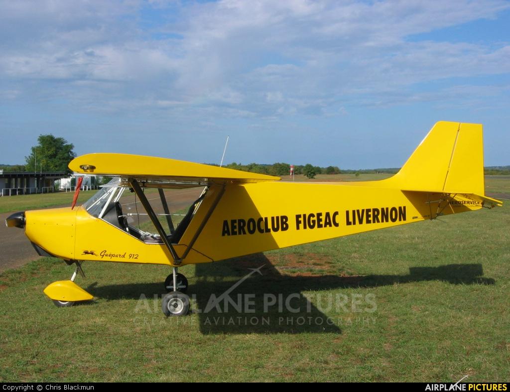 Aéroclub Figeac-Livernon 46-FA aircraft at Figeac-Livernon