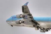 HL7462 - Korean Air Cargo Boeing 747-400F, ERF aircraft