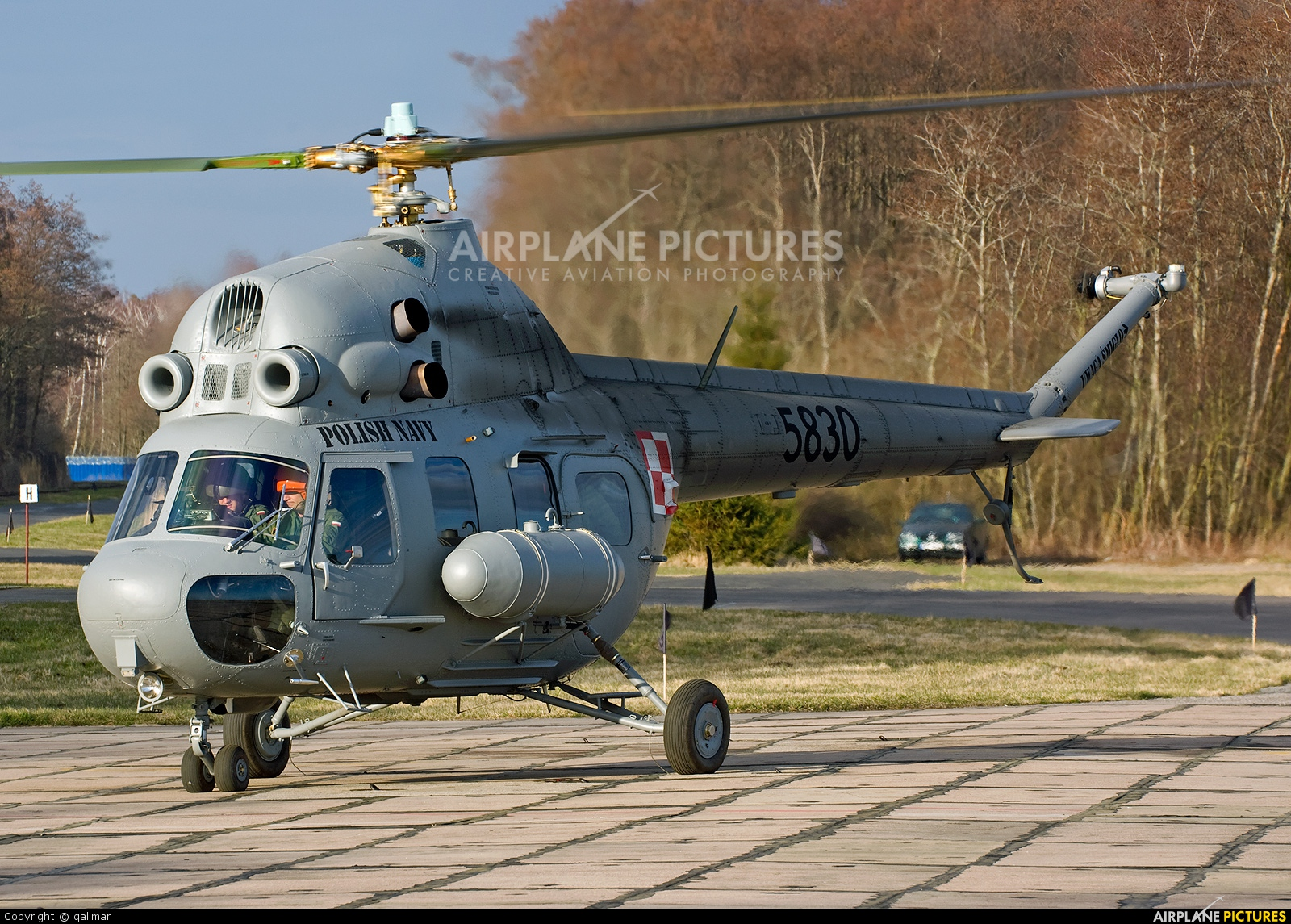 Poland - Navy 5830 aircraft at Undisclosed location