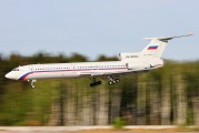 RA-85554 - Russia - Air Force Tupolev Tu-154B aircraft