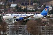 OO-TCP - Thomas Cook Belgium Airbus A320 aircraft