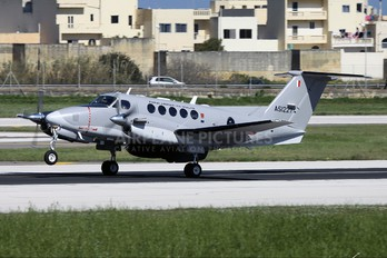 AS1227 - Malta - Armed Forces Beechcraft 200 King Air
