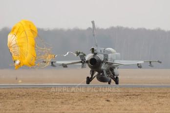4084 - Poland - Air Force Lockheed Martin F-16D Jastrząb
