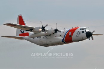 1712 - USA - Coast Guard Lockheed HC-130H Hercules