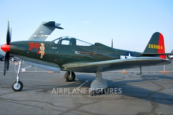 N163BP - Private Bell P-63 Kingcobra