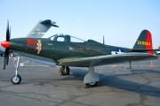 N163BP - Private Bell P-63 Kingcobra aircraft