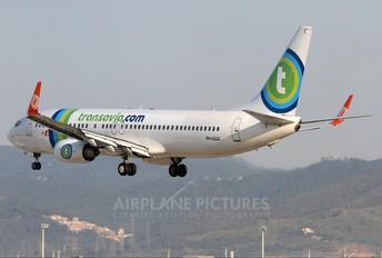 PH-GGZ - Transavia Boeing 737-800