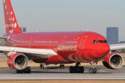 OY-GRN - Air Greenland Airbus A330-200 aircraft
