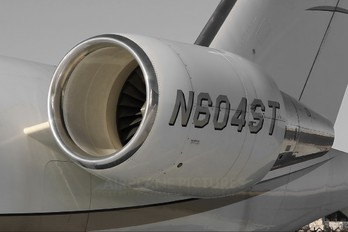 N604ST - Private Canadair CL-600 Challenger 600 series