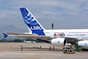 F-WWDD - Airbus Industrie Airbus A380