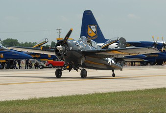 N6290C - Private Grumman FM Wildcat