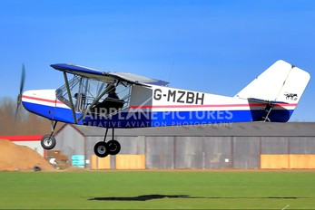 G-MZBH - Private Rans S-6, 6S / 6ES Coyote II
