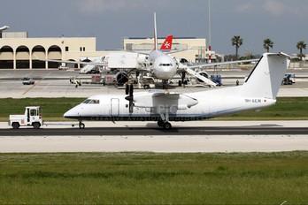 9H-AEW - Medavia de Havilland Canada DHC-8-100 Dash 8