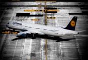 D-AISL - Lufthansa Airbus A321 aircraft