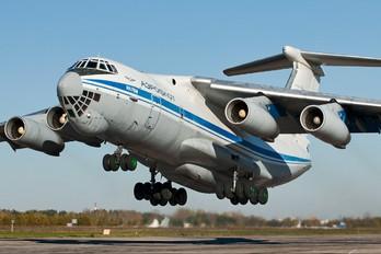 RA-86849 - Russia - Air Force Ilyushin Il-76 (all models)