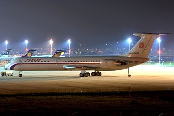 RA-86467 - Rossiya Ilyushin Il-62 (all models)