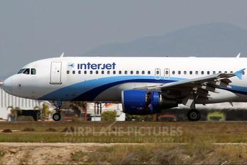 XA-XII - Interjet Airbus A320