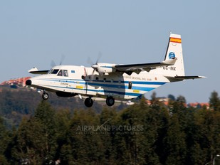 EC-INX - Spain - Coast Guard Casa C-212 Aviocar