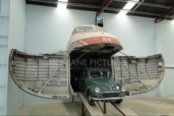 ZK-CRK - Safe Air Bristol 170 Freighter